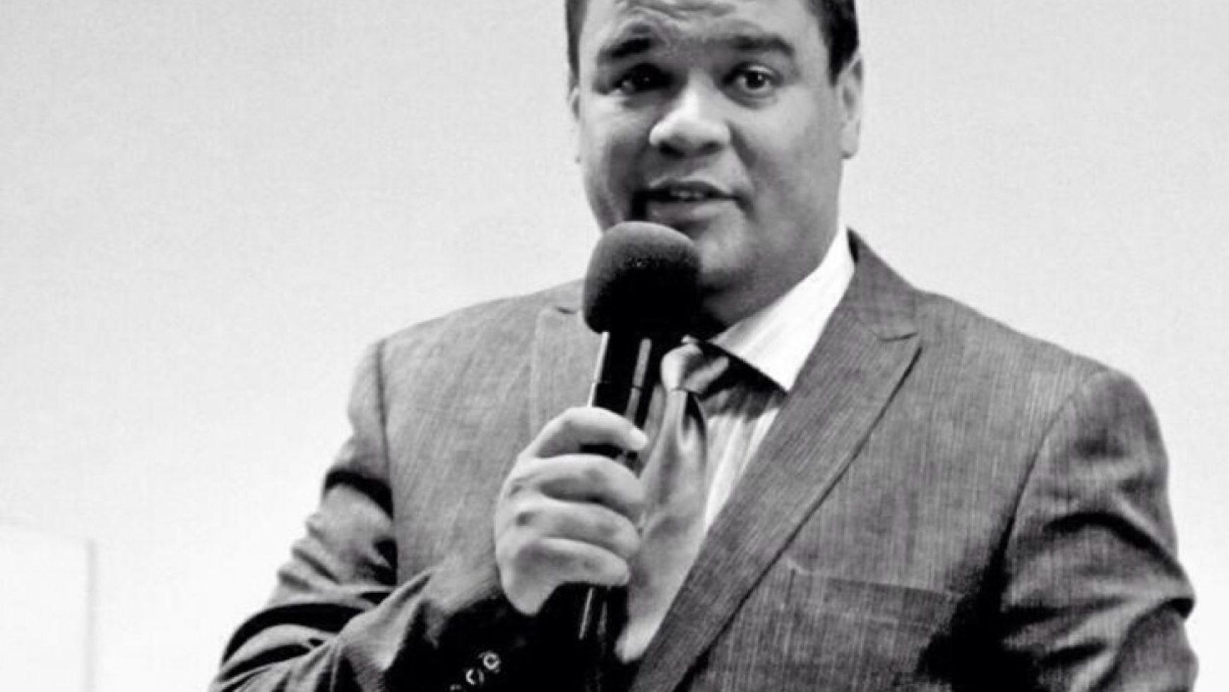 Pastor Adrian Jacobs